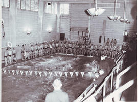 swim competition spring 1961