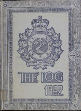 The Log, Canadian Services College, Royal Roads, 1961-1962.