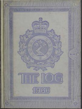 The Log, Canadian Services College, Royal Roads, 65-66.