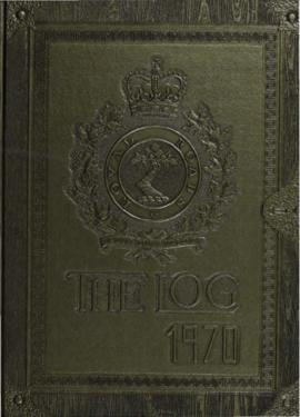 The Log, '70, Royal Roads Military College, Victoria, B.C.