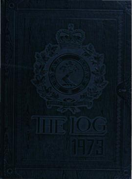 The Log, 72-73, Royal Roads Military College, Victoria, B.C.