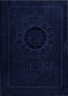 The Log, 73-74, Royal Roads Military College, Victoria, B.C.