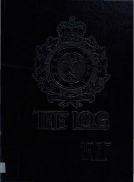 The Log, 76-77, Royal Roads Military College, Victoria, B.C.