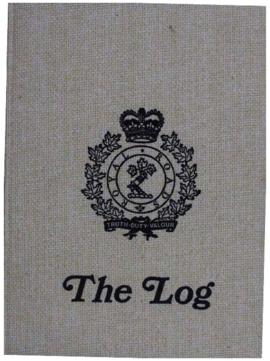 The Log, 1982, Royal Roads Military College, Victoria, B.C.