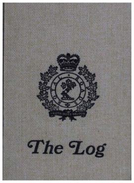 The Log, 1983, Royal Roads Military College.