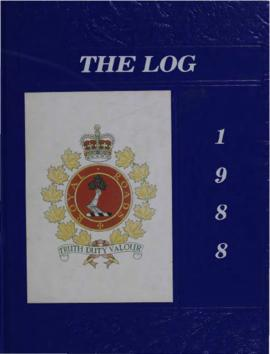The Log, 1987-88, Royal Roads Military College